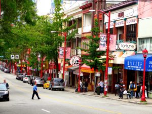 OMCOS 2021 - Vancouver China Town