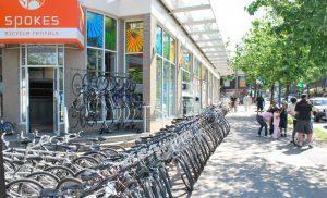 OMCOS 2021 - Vancouver bike rentals