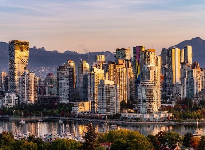 OMCOS 2021 - Vancouver skyline