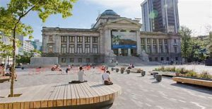 OMCOS 2021 - Vancouver Art Gallery
